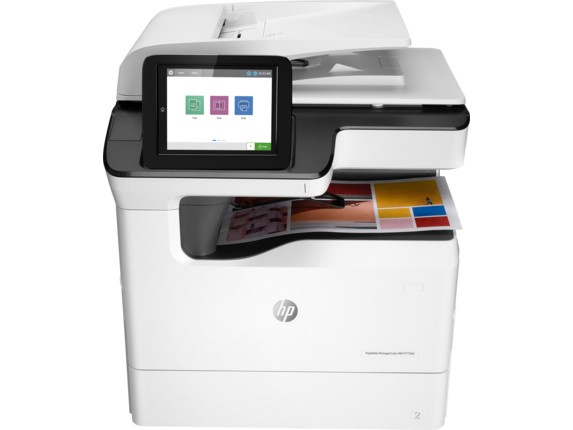 HP PageWide Color Managed P77940dn [Y3Z61A] A3 Multifunktionstintenstrahldrucker