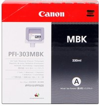Canon PFI-303MBK [2957B001] matte-black Tinte