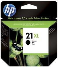 HP 21XL [C9351CE] HC black Tinte
