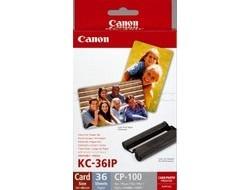 Canon KC-36IP [7739A001] color Tinte + 36 Blatt Fotopapier