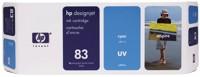 HP 83 [C4941A] cyan Tinte