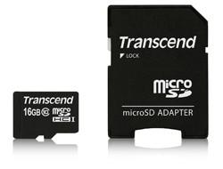 Transcend micro SDHC [TS32GUSDC10I] 32GB