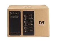 HP 90 [C5083A] HC 3er-Pack (3xC5061A) cyan Tinte