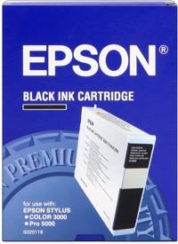 Epson S020118 [C13S020118] black Tinte