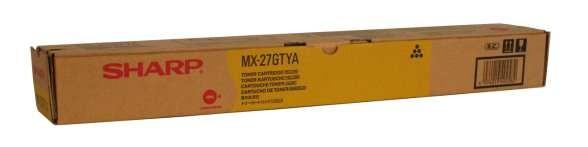 Sharp [MX-27GTYA] yellow Toner