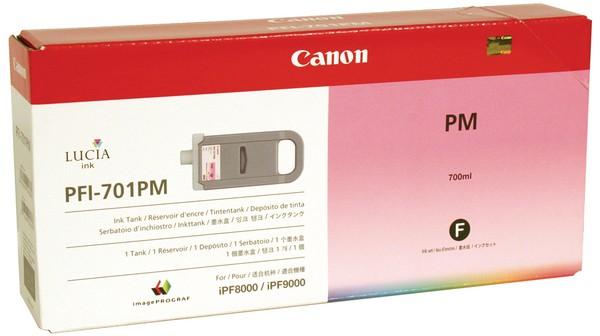 Canon PFI-701PM [0905B005] HC photo-magenta Tinte