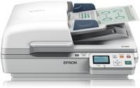 Scanner Epson WorkForce DS-6500N [B11B205231BT] A4 1200 DPI