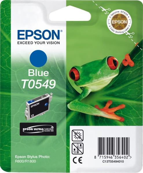 Epson T0549 [C13T05494010] blue Tinte