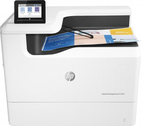 Drucker HP PageWide Managed Color E75160dn [J7Z06A] A3 Ink