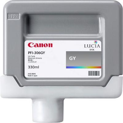 Canon PFI-306GY [6666B001] grey Tinte