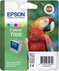 Epson T008 [C13T00840110] color Tinte