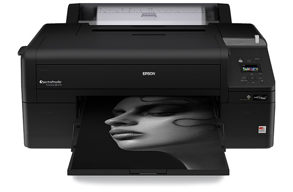 "Epson SureColor SC-P5000 STD [C11CF66001A0] 17"" Color Tintenstrahldrucker"
