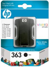 HP 363 [C8721E] black Tinte