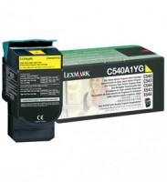 Lexmark [C540A1YG] yellow Toner