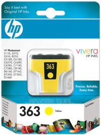 HP 363 [C8773E] yellow Tinte