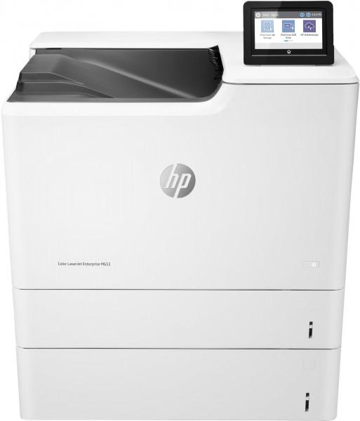 HP Color LaserJet Enterprise M653x [J8A05A] A4 Color WLAN Laserdrucker