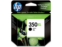 HP 350XL [CB336E] HC black Tinte