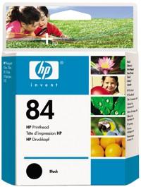 HP 84 [C5019A] black Druckkopf
