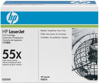 HP 55X [CE255X] HC black Toner