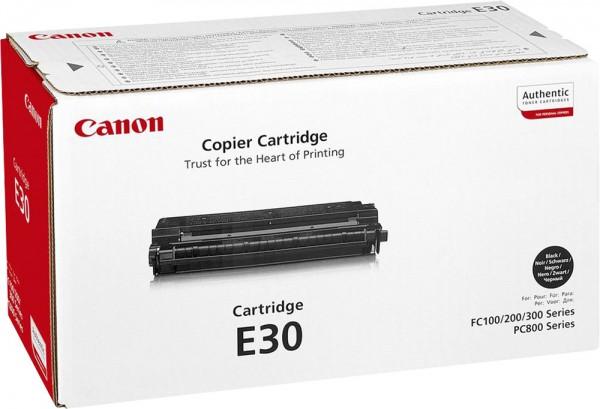 Canon E-30 [1491A003] black Toner