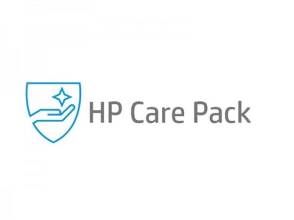 HP CarePack [U9LP3E] 1 Jahr Vor-Ort-Service NBD + DMR Garantieerweiterung
