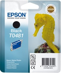 Epson T0481 [C13T04814010] black Tinte