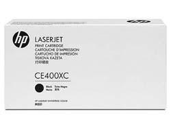 HP 507X [CE400XC] HC black Toner