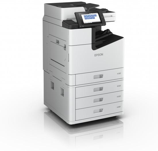 Epson WorkForce Enterprise WF-C20590D4TWF [C11CE47401] A3 Color Multifunktionstintenstrahldrucker