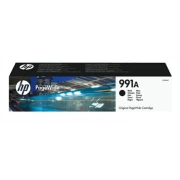 HP 991AC [X4D19AC] black Tinte