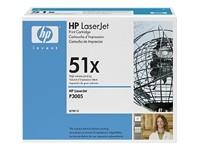 HP 51X [Q7551X] HC black Toner