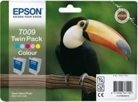 Epson T009 [C13T00940210] TwinPack (2xT009) color Tinte
