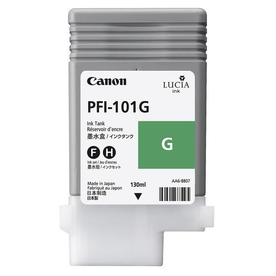 Canon PFI-101G [0890B001] green Tinte