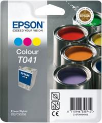 Epson T041 [C13T04104010] color Tinte