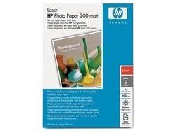 Papier HP Foto Laserpapier [Q6550A] A4 100 Blatt 200 g/m²