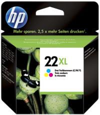 HP 22XL [C9352CE] HC color Tinte