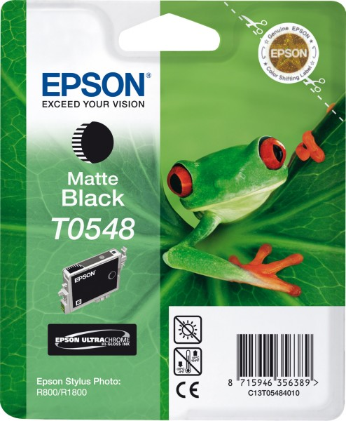 Epson T0548 [C13T05484010] matte-black Tinte