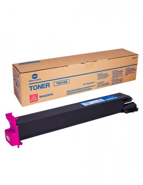 Konica TN-312M [8938707] magenta Toner