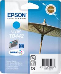 Epson T0442 [C13T04424010] HC cyan Tinte
