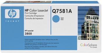 HP 503A [Q7581A] cyan Toner