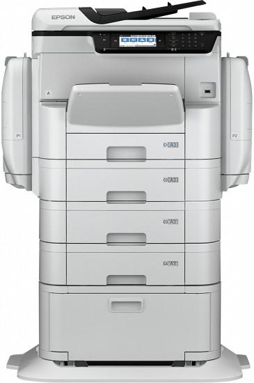 Epson WorkForce Pro WF-C869RD3TWFC [C11CF34401BP] A3 Color Multifunktionstintenstrahldrucker