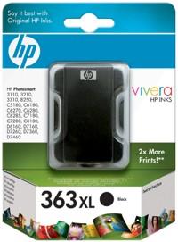 HP 363XL [C8719E] HC black Tinte