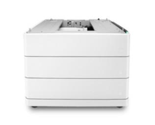 HP [P1V18A] Zusatzpapierfach 3x 550 Blatt + Unterstand