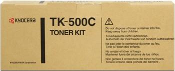 Kyocera TK-500C [370PD5KW] cyan Toner