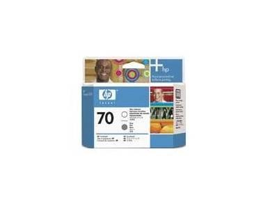 HP 70 [C9410A] Gloss-Enhancer/grey Druckkopf