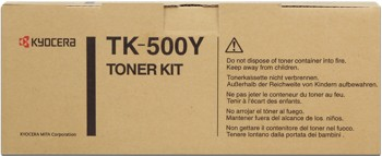 Kyocera TK-500Y [370PD3KW] yellow Toner