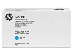 HP 507A [CE401AC] cyan Toner