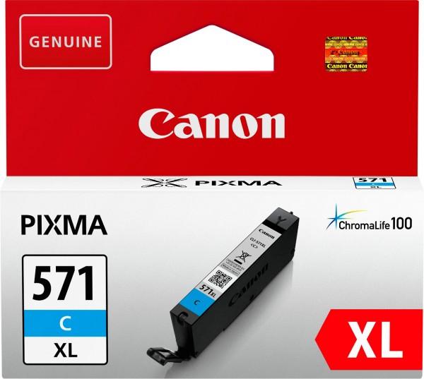 Canon CLI-571XLC [0332C001] HC cyan Tinte
