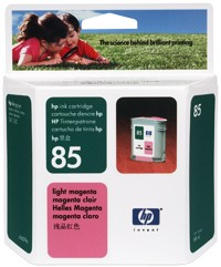 HP 85 [C9429A] light-magenta Tinte