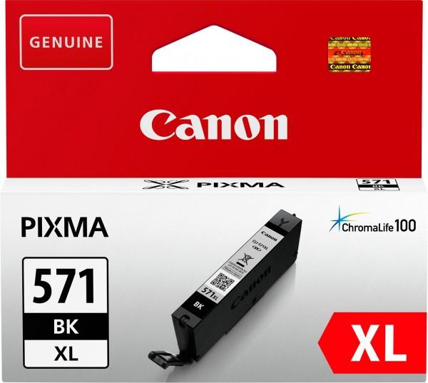Canon CLI-571XLBK [0331C001] HC black Tinte