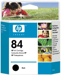 HP 84 [C5016A] black Tinte